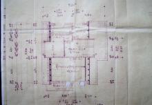 Obergeschoss ( alt )