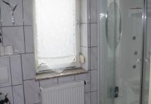 Saniertes Bad nur mit Dusche