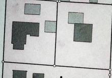 Ausschnitt Flurkarte